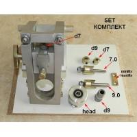 Кондуктор для соединения на ус - minifix